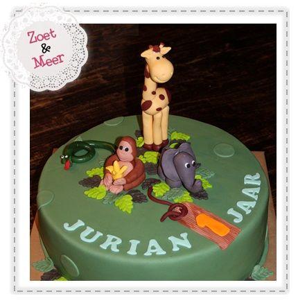 Jungle & Taart...