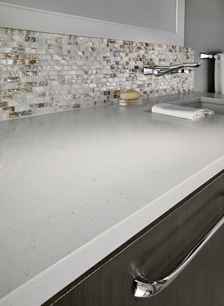 Stellar White Quartz In 2019 Quartz Countertops