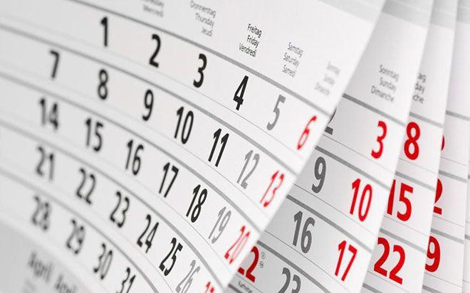 Using a Calendar on your Website