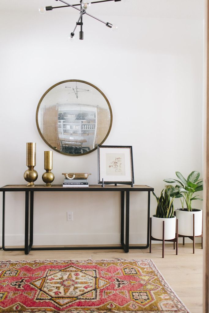 Katrina Foyer Table : Best ideas about modern traditional on pinterest
