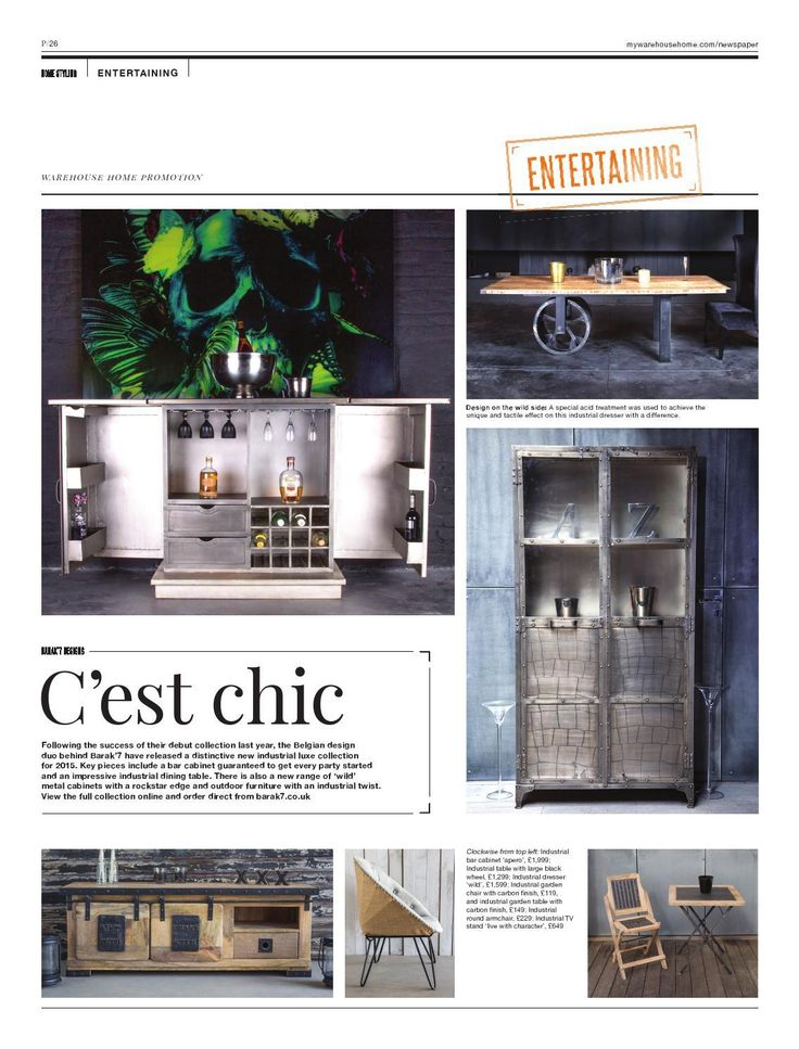 Page 26 | Warehouse Home Issue Two #ClippedOnIssuu from Warehouse home Issue Two