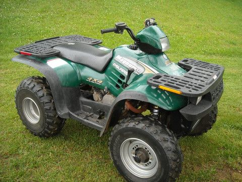Polaris Slx Pwc Service Manual