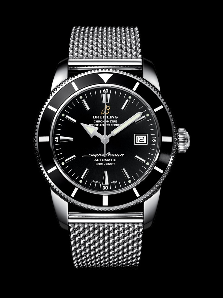 SUPEROCEAN HÉRITAGE 42 - Superocean Héritage 42 - Superocean Héritage - Versions - Models - BREITLING | INSTRUMENTS FOR PROFESSIONALS™ #shannonfinejewelry