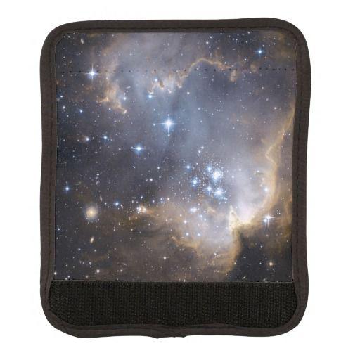 NGC 602 bright stars luggage handle wraps
