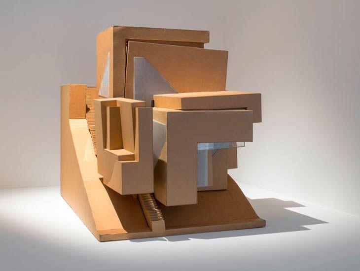 Pin By Chenqu On Zago Peter Eisenman Loire Architecture Events