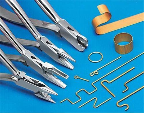 metal forming pliers
