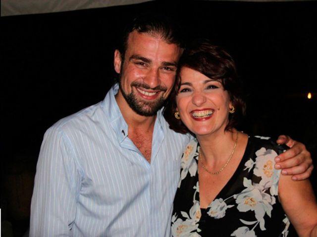 La madre de Mario Biondo explica por qué publicó la foto de su hijo