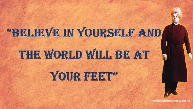 100 Swami Vivekananda Thoughts Quotes in English