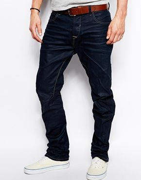 I really love this style and wish they never stop making these jeans!! Enlarge Jack & Jones Anti Fit Raw Jeans
