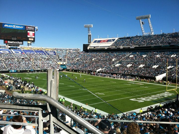 Home of the Jacksonville Jaguars!