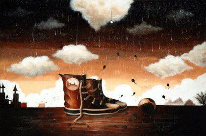 2012 동명대 실기대회 특별상   발상과표현 소재 : 신발 주제 : 동심표현