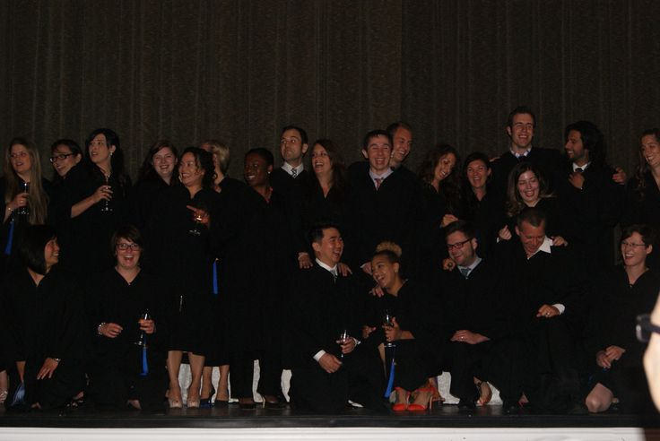 Our latest graduates! (most of them) June 2013