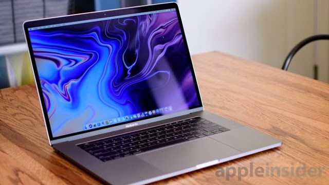 The Macbook Pro 2018 15 Inch Is A Powerful Pro Notebook Macbook Pro Review Contrasted With The Pomposity That Encompas Macbook Pro Review Macbook Pro Macbook