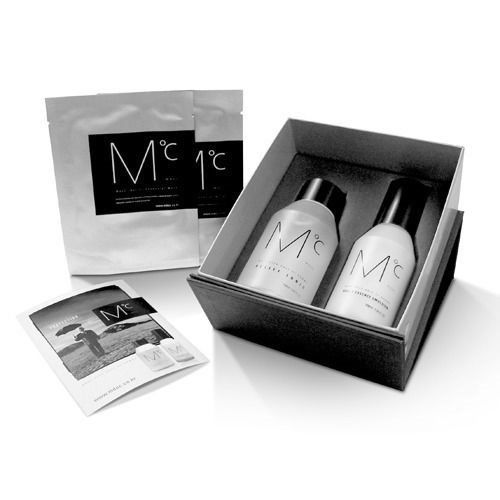 [MdoC] Korea Men's Cosmetic Relief Toner + Emulsion + Mask Pack Set #Unbranded
