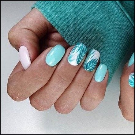 157+ nail designs that are so perfect for summer 2019 – page 39