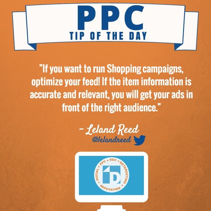 Accurate & relevant information will get your ads in front of the right audience.