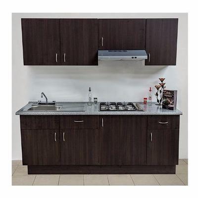 Cocina Integral Nueva Completa Estufa Tarja Campana 2.40 - $ 17,800.00