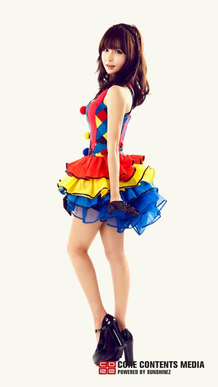 T-ara  #Tara  #Boram  #SexyLove