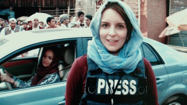 Comedies about naive Americans in the Middle East have been frequently attempted, but infrequently successful—it is all too easy to resort to stereotypes, to offensively make light of victims of real tragedy. Whiskey Tango Foxtrot could be the first to succeed where other studio films have flopped.