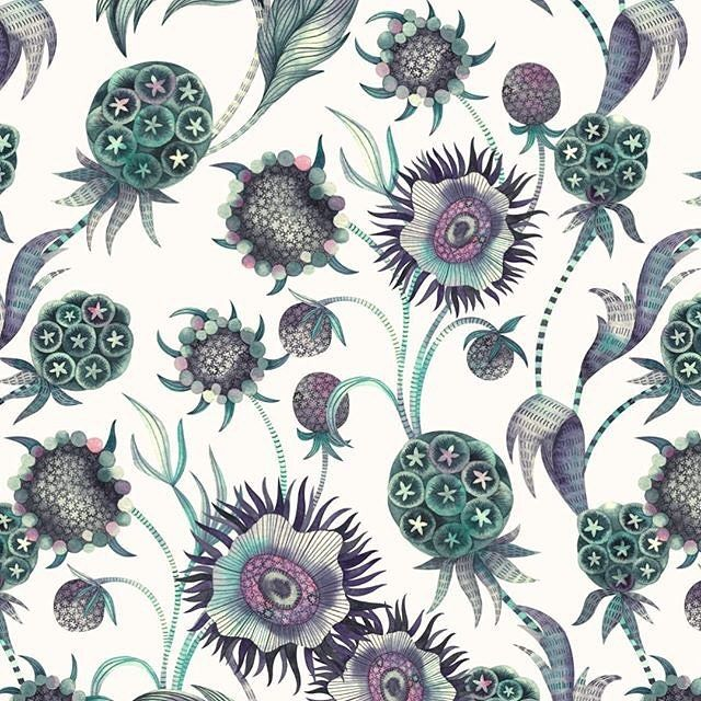 Surface Pattern Designer Inspired By Nature People And Beautiful World Around