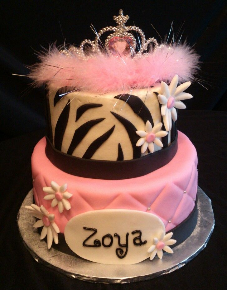 74 best 1st birthday images on Pinterest Princess cakes
