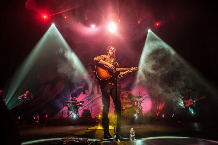 "Vance Joy at the Fox Theater 2-27-2016 February 27, 2016  ""fire and the flood tour"" Vance Joy with Elle King featuring Jamie Lawson at Fox Theater"