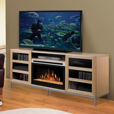 1000 images about living room on pinterest ikea tv white electric fireplace and tvs - Contemporary electric fireplaces entertainment center ...