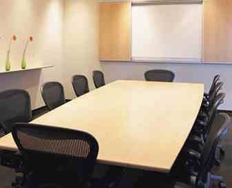 Meeting room rental. Rent out meeting rooms to external companies in large clubs with unused space for additional revenue. External companies can a manage this for us.