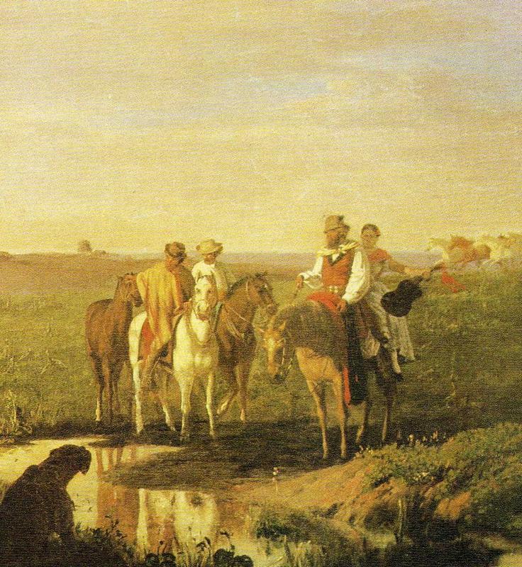 Uruguay Juan Manuel Blanes Pintores De Am 233 Rica Latina