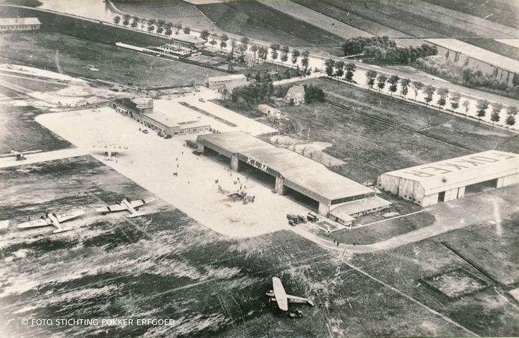 Schiphol Fokker