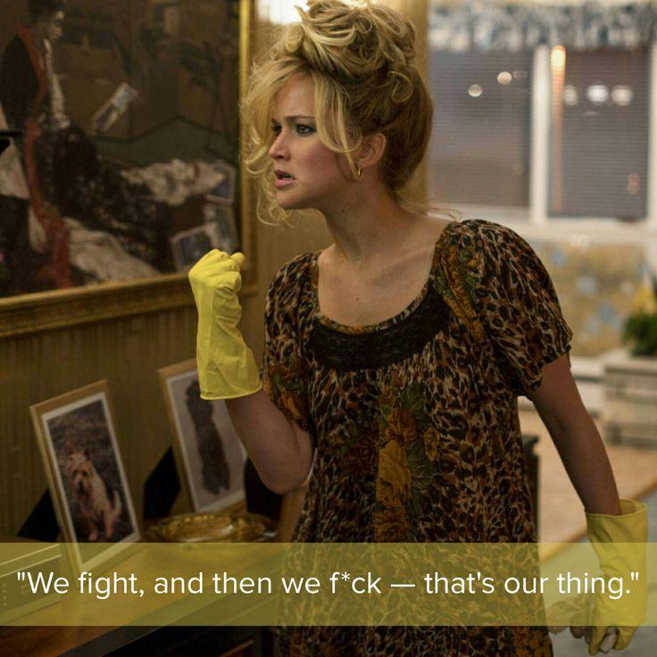 Rosalyn Rosenfeld, American Hustle #Quotes