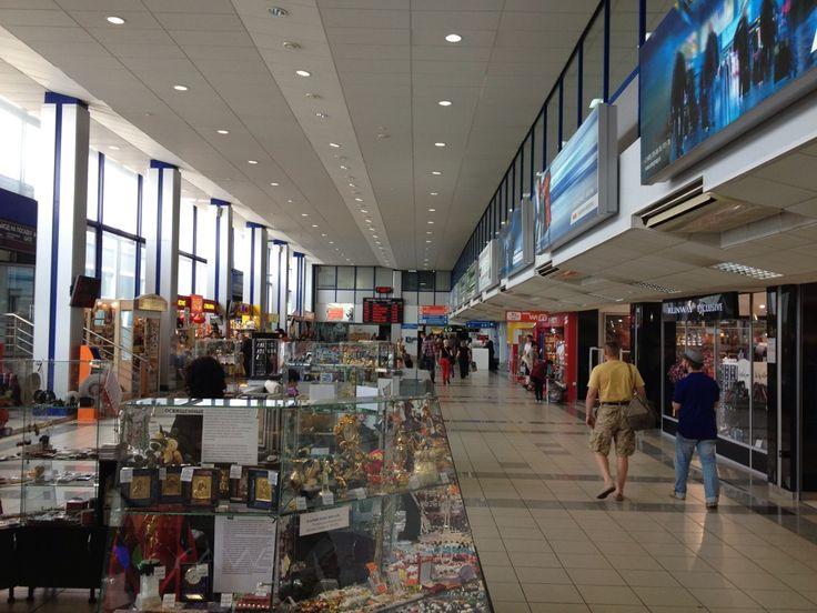 (OVB) Tolmachevo International Airport - Novosibirsk (Rusia) Международный аэропорт Толмачёво / en Обь-4, Новосибирская обл.