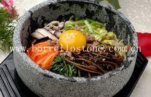 Normal type stone cookware for bibimbap