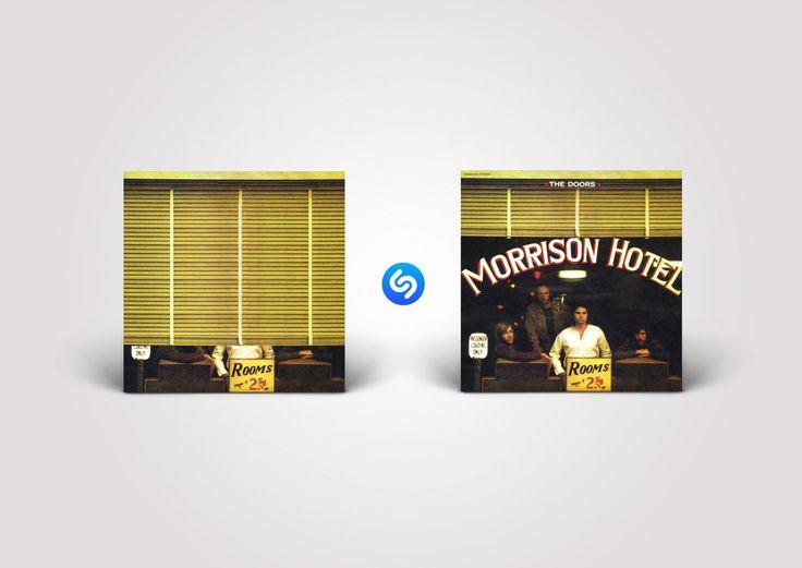 Shazam: Morrison Hotel   Ads of the World™