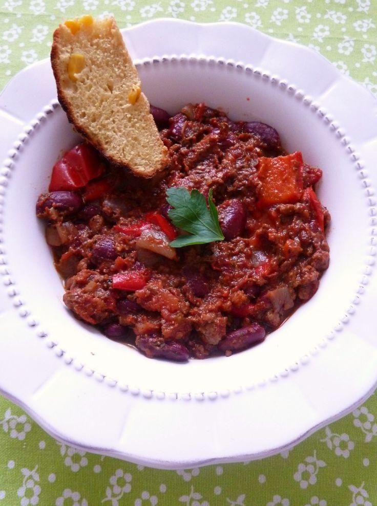 Chili con carne, recette facile pour un max de réconfort et de soleil sur votre table !