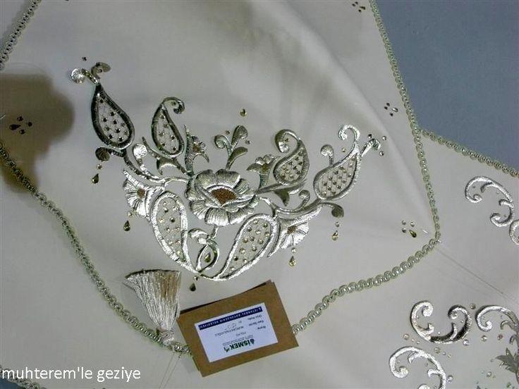 Muhterem'le Geziye: 2011 İSMEK FESHANE SERGİSİ-TEL KIRMA