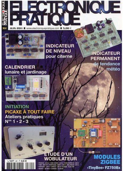 Electronique Pratique N361  Juin 2011