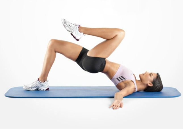 Tone up with these exercise tips.