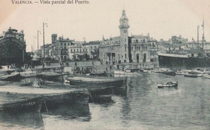 Puerto de Valencia