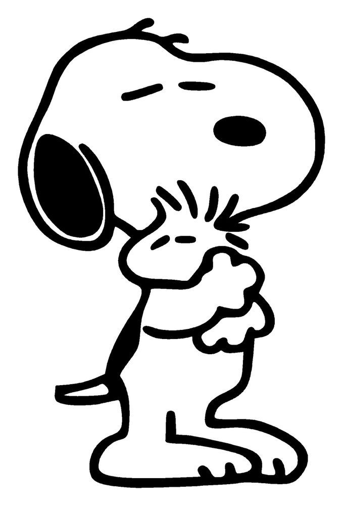 Snoopy Decal   eBay
