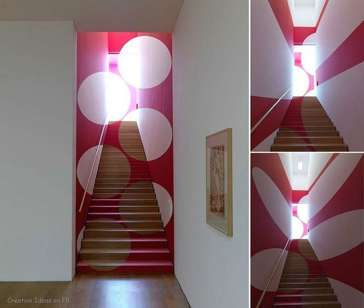 Interior design wall art incredible optical illusions nw fun pinterest interiors - Interior decoration with paper on walls ...