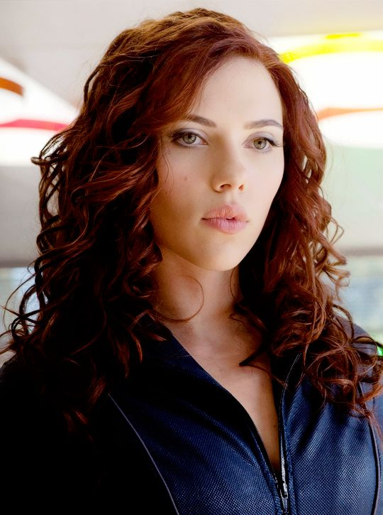 Scarlett Johansson || The Black Widow (Iron Man 2)