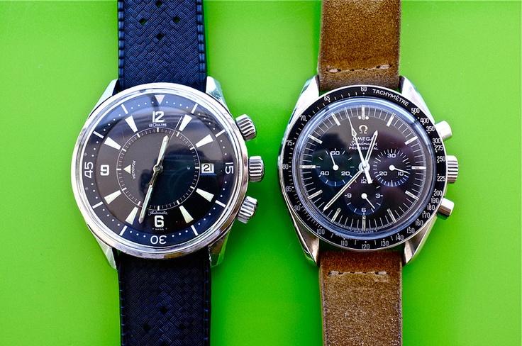 hodinkee omega watch straps