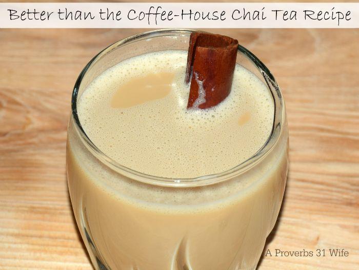Better than the Coffee-House chai tea recipe. - this makes a big batch of actual chai tea.