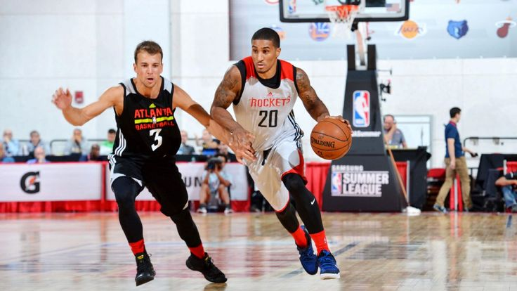 Gary Payton II tries to fit like a glove with the Rockets