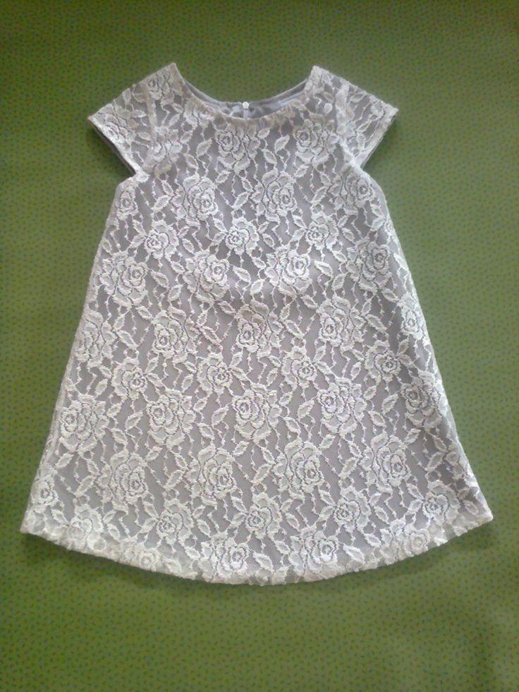 vestido renda da Matilde
