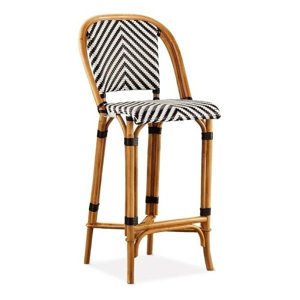 Best 25 Rattan Bar Stools Ideas On Pinterest Black