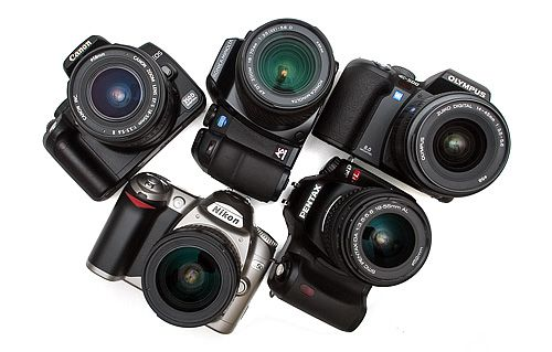 choose your best camera to buy
