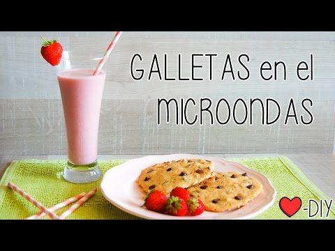 Recetas que se hacen en el microondas en ¡¡3 minutos!! | Cocina
