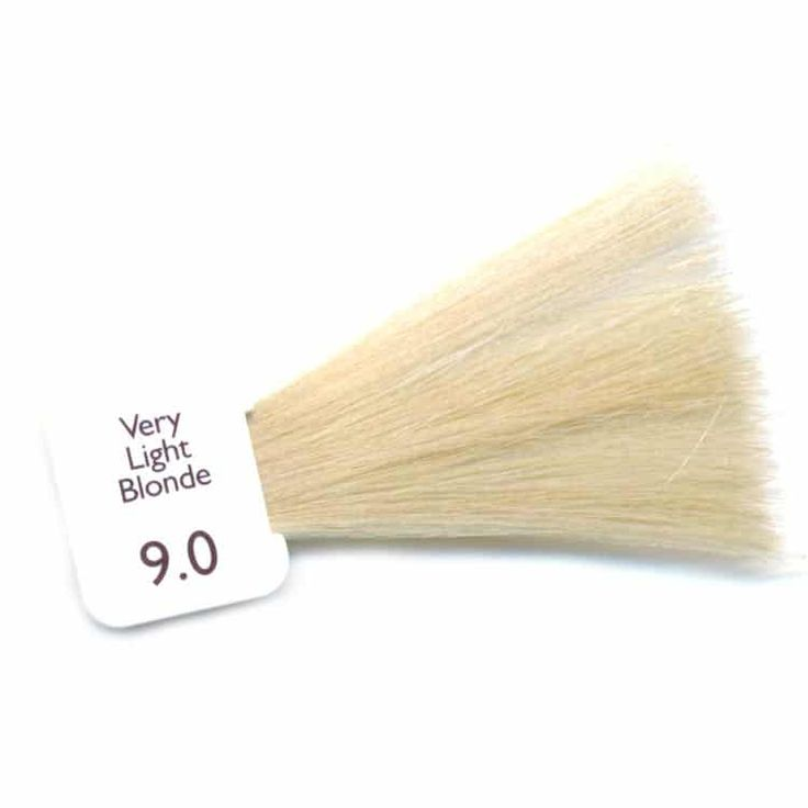 Natulique 9.0 very light blonde Blond très clair #NATULIQUE #coloration #cheveux #haircolour #hair #organic #beauty #natural #substainable